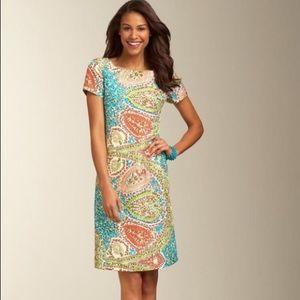 Talbots Silk Dress